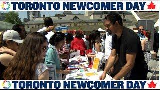 Toronto Newcomer Day 2018