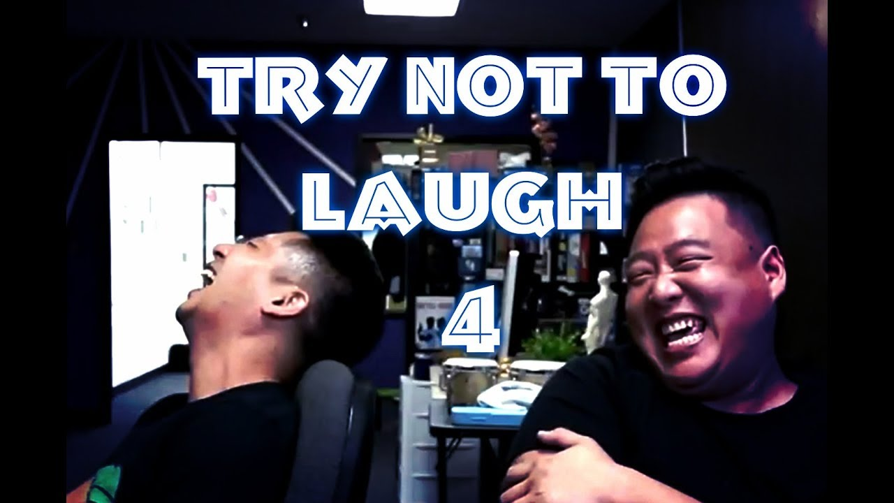 Try Not Laugh 100 Impossible