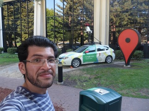 Google Maps Street View Car Up Close Explained by Ayman Hamoh