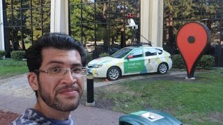 Google Maps Street View Car Up Close Explained by Ayman Hamoh Free HD Video