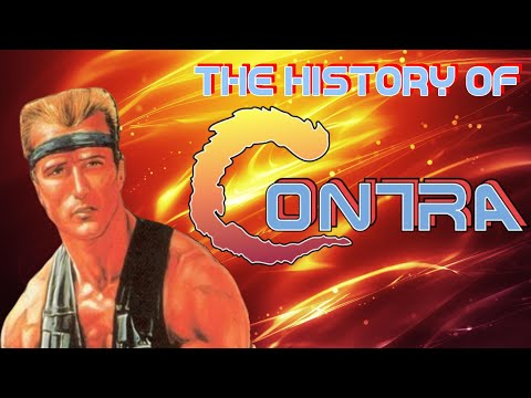 The History Of Contra - Arcade/console Documentary