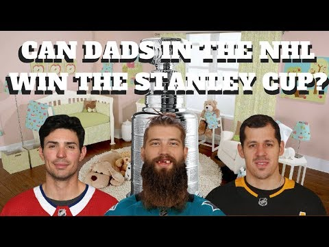 CAN A TEAM OF DADS IN THE NHL WIN THE CUP? | NHL 18 | ARCADE REGIMENT