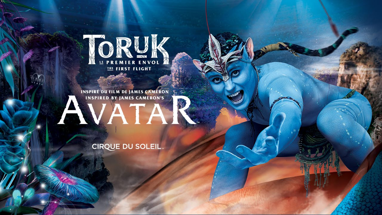 cirque du soleil toruk  TORUK - The First Flight | Cirque du Soleil Soundtrack Album - YouTube