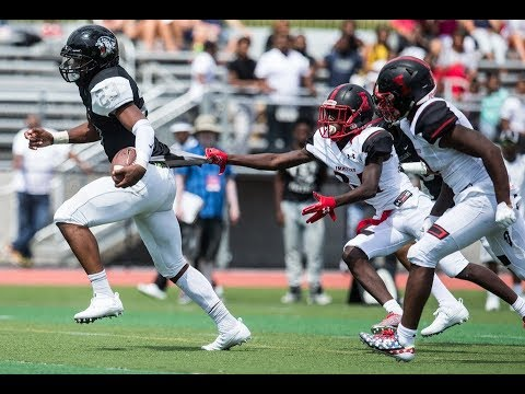 HARRISBURG vs IMHOTEP (8/26/17) MICAH PARSONS, ISHEEM YOUNG, SHAQUON BUTTS