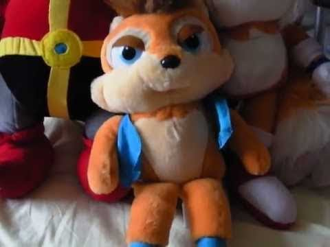 Homemade Sega World Sydney Sally Plush