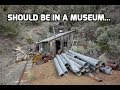 Exploring The Vulture Mine: Part 1 of 3 - Remote Mining Camp