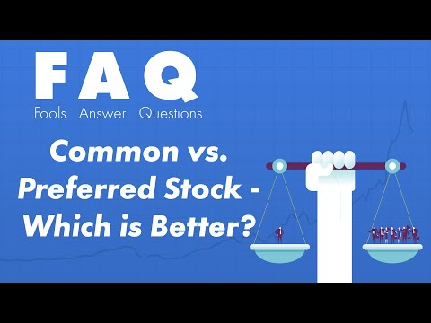 Common vs Preferred Stock - What is the Difference?