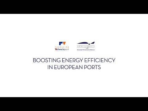 SEA TERMINALS Boosting energy efficiency in European Ports