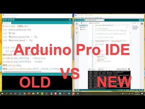 All New 2019 Arduino Pro IDE   Download Links Included
