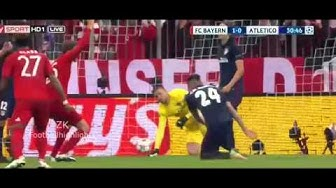 Bayern München 2-1 Atletico Madrid - Full Highlights Semi-Final UCL 03 05 2016 HD