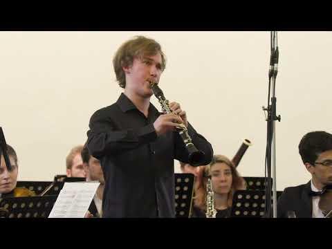 Lev Zhuravskiy (clarinet) 2020-02-19
