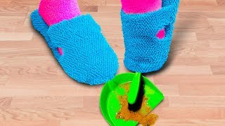 35 EPIC CLEANING HACKS