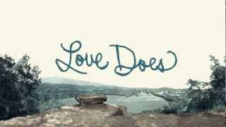 Brandon Heath - Love Does - Official Lyric Video YouTube Videos