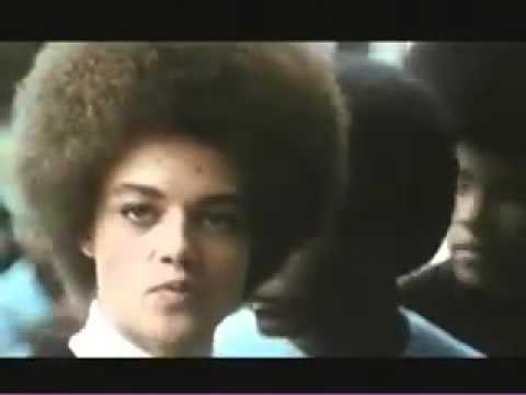 Kathleen Cleaver and Natural Hair