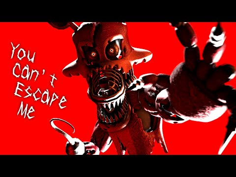 "FNAF SFM | ""You Can't Escape Me"" by CK9C | EPILEPSY WARNING / てんかん注意"