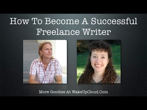 How to Become a Well-Paid Freelance Writer (Episode #9)