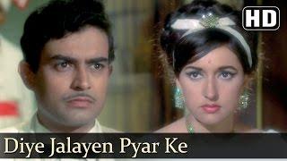 Diye Jalayen Pyar Ke (HD)| Dharti Kahe Pukar ke Songs | Sanjeev Kumar | Nivedita | Jeetendra Thumb