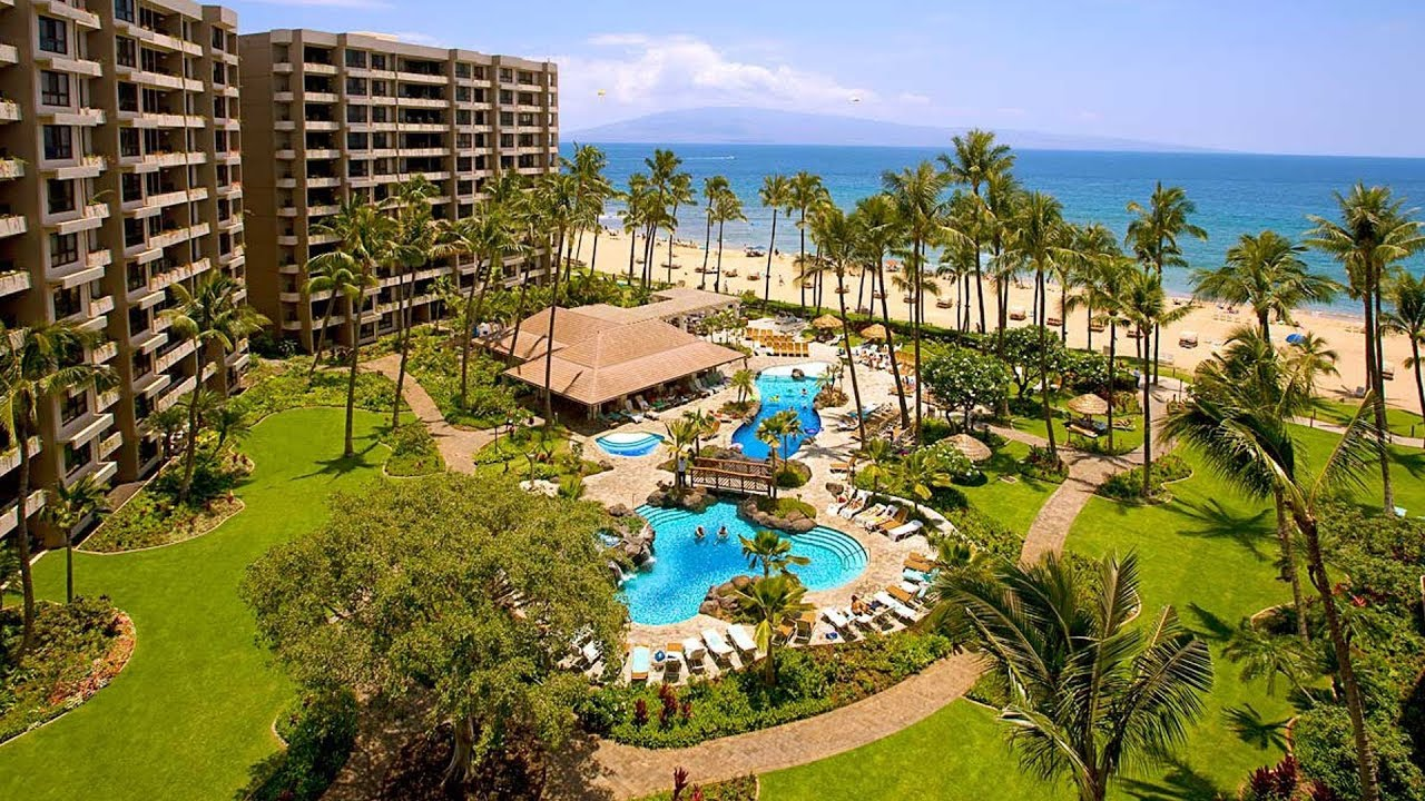 Kaanapali Beach Hotel Hawaii Us 2018