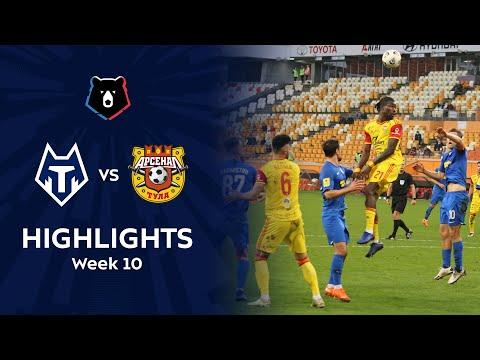 FC Tambov Arsenal Tula Goals And Highlights