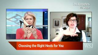 How To Choose the Right Heels for You