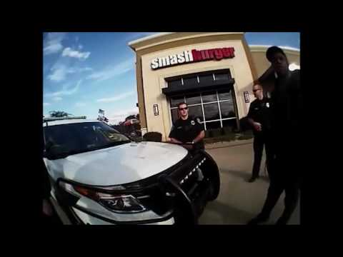 Ricky Williams stopped by police in Tyler - body cam