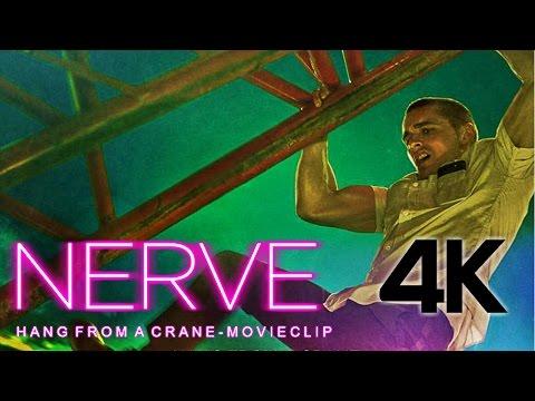 Nerve (2016) - Crane Scene (Ian's Dare) 4K