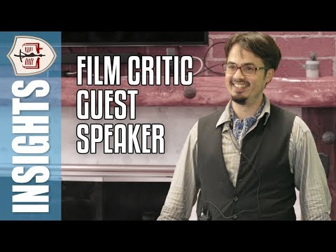 American Cinema as a Reflection of Society   Guest Lecture