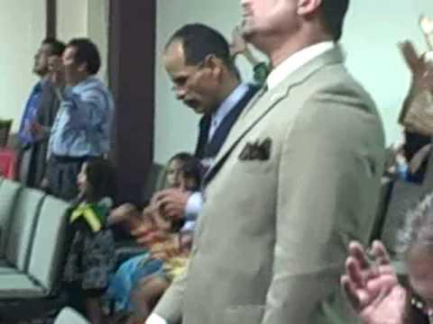 Pastor Paul Springer