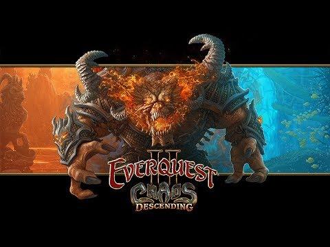 EverQuest 2: Chaos Descending [Official Trailer]