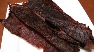 Как  завялить  мясо  духовке (ГОВЯДИНА ОСТРАЯ)