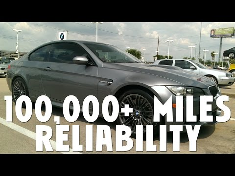 BMW E92 M3 Reliability 133,000+ Mile. Cost, Repairs, & Maintenance