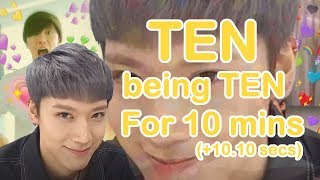 TEN being TEN for TEN minutes