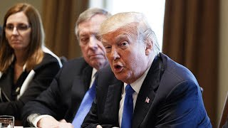 Trump Mid-Meeting: I'd Like To Phone A Friend (From Fox News)