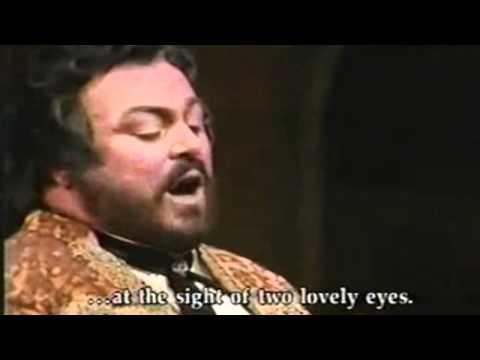 Pavarotti is THE Italian Singer (Rosenkavalier)