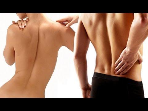 Боль в спине справа -