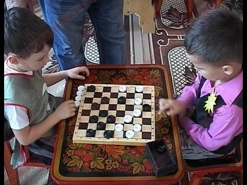 В Карталах прошел первый детский турнир по шашкам