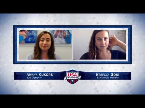 Rio Olympics 2016: A chat with Rebecca Soni - YouTube