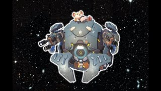 """""""hammond isn't making enough space"""" - Overwatch"""