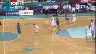 2006多哈亚运会男篮中国VS韩国d
