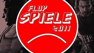 Repeat youtube video Flopspiele 2011 - Die Gurken des Jahres im GameStar-Special