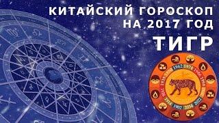 ОНЛАЙН ВОСТОЧНЫЙ ГОРОСКОП ЛЕНОРМАН ДЛЯ ТИГРА 2017 ГОДА