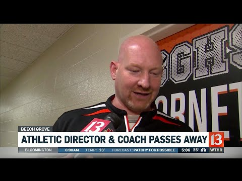 Beech Grove coach dies
