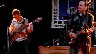 Contact / Afraid Of The Dark, Cliff Moore Band 2011.07.01.Gastroblues Fesztivál,Paks