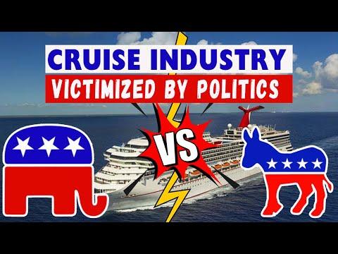 BIG CRUISE NEWS - Carnival Data Hack Update & Political Fight Could Derail The Cruise Restart