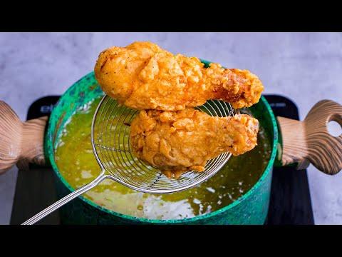 mieux-qu'au-kfc,-c'est-juste-du-poulet-fait-maison!-absolument-délicieux!|-savoureux.tv