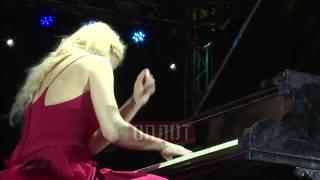 Valentina Lisitsa concert in Donetsk June 22 Tchaikovsky