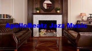 Slow Jazz & Bossa Nova Music - Chill Out Cafe Music For Study, Work - 24/7 Live - FIREPLACE