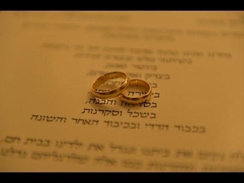 טבעות בחתונה חילונית - מידע למתחתנים מאת רב חילוני