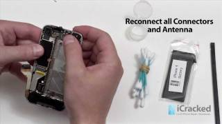 iPhone 4  iPhone 4S Water Damage Repair - iCrackedcom