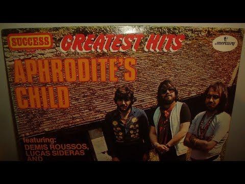 Aphrodite's Child - Greatest Hits - 1980 - LP Completo